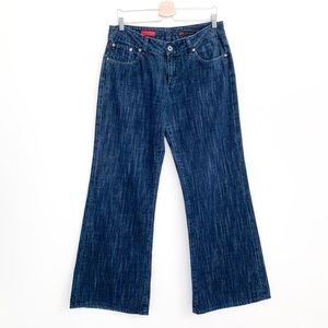 AG Adriano Goldschmied The Nicole Wide Leg Jeans